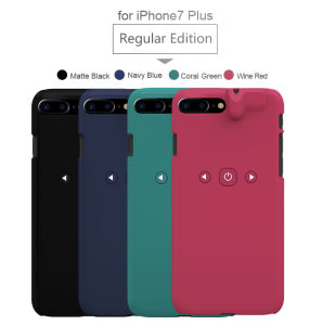 Mobile Phone Smart Protective Case with 3.5mm Earphone Jack and Lightning Charge Interface for iPhone 7/ iPhone 7 Plus Phone Shell pictures & photos