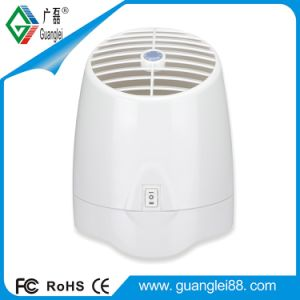 Nagative Ion Ozone UV Catalyst Filter HEPA Carbon Filter Aroma Air Purifier pictures & photos