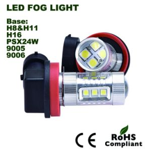 Aftermarket Car LED Lighting H8/H11 H16 9005/9006 Auto LED Foglight pictures & photos