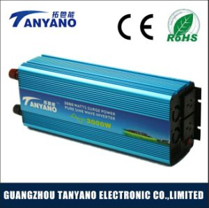 12V 3000W Pure Sine Wave Inverter Pover Inverter pictures & photos