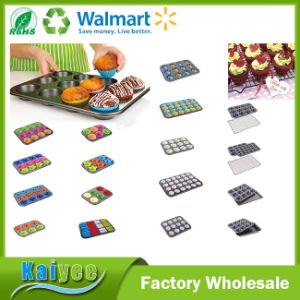 Bakeware Set Wholesale Custom Multi Cup Muffin Pan pictures & photos