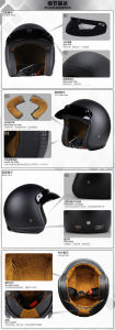 High Quality Ce Certification Motorcycle Helmet for Super Motor pictures & photos