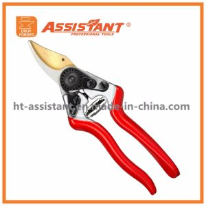 Tree Trimmer Bypass Pruning Shears with Drop Forged Aluminum Handles pictures & photos