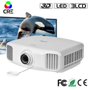LED Projector 6000 Lumens pictures & photos
