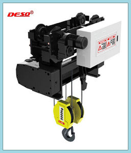 Travelling Type Eectric Wire Rope Lifting Hoist pictures & photos