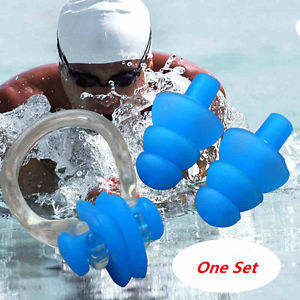 Colored Swimming Waterproof Hot Sale High Efficient Music Silicone Earplugs pictures & photos