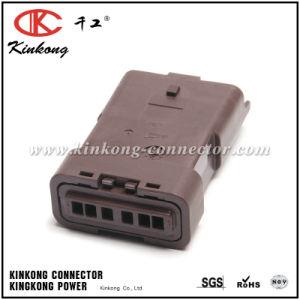 211pl062s1049 6 Pole Accelerator Pedal Position Sensor Throttle Pedal Connector for Peugeot Citroen pictures & photos