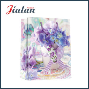 Promotional Wholesales OEM Design Logo Personalized Paper Gift Bags pictures & photos