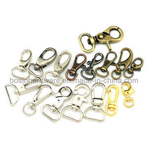 Metal Key Chain Snap Hook pictures & photos