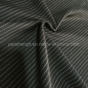 Silver Fiber Fabric with Antimicrobial and Anti-Static Functions