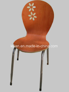 Macdonald Restaurant Plywood Dining and Coffee Chair (LL-DC005) pictures & photos