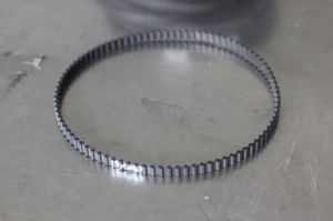 Double Side Rubber Timing Belt pictures & photos