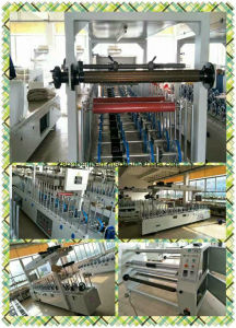 Cold Glue Laminating Window or Door Decorative Machine pictures & photos