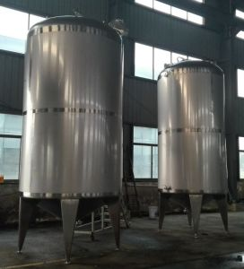Capacity of 10 Ton Stainless Steel Storage Tank for Alcohol pictures & photos