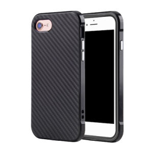 OEM Carbon Fiber Mobile Phone Case for iPhone 7 pictures & photos