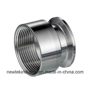 3A 14MP Tri-Clamp Fpt Threaded Pipe Adapters pictures & photos