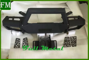 Powder-Coated Steel Vpr Style Front Bumper for Jeep Wrangler Jk pictures & photos