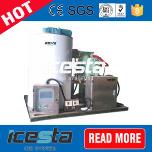 Seafood Ice Factory Processing Cooling Ice Making Machine pictures & photos
