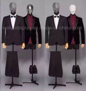 Hot Sale Male Dress Form Mannequin for Dress pictures & photos