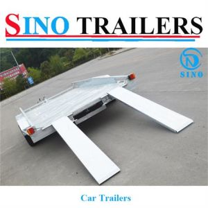 Competative Price 2 Axle Car Carrier Trailer pictures & photos