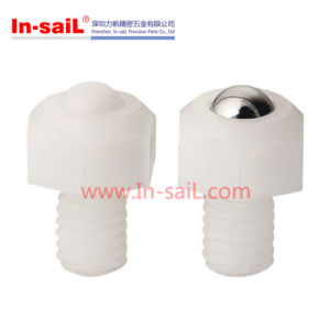 Grooved Plunger Plastic Ball Plunger pictures & photos