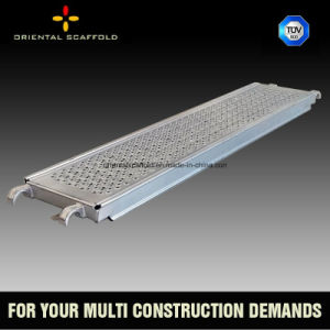 Steel Hook Plank for Ringlock Scaffolding pictures & photos