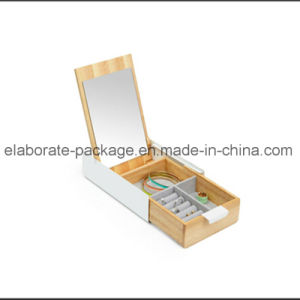Rentangle Jewelry Packing Gift Box Handicraft Wooden Jewelry Case pictures & photos