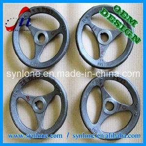 Sand Casting Process Hand Wheel pictures & photos
