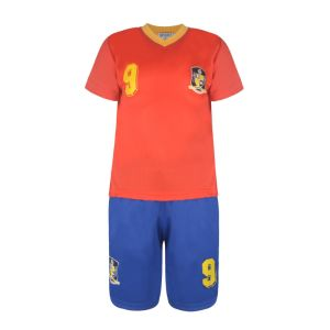 Custom Football Uniform Polyester Soccer Jersey Sportswear Tracksuits (A745)