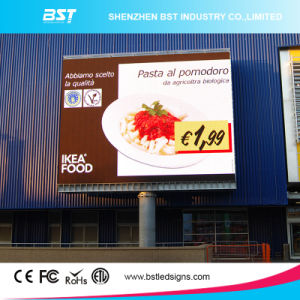 Fast Delivery P16 DIP Full Color Outdoor Advertising LED Billboard pictures & photos
