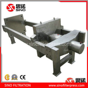 Cast Iron Filter Press, Plate and Frame Plate Type Filter Press pictures & photos