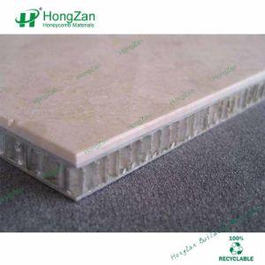 Stone Veneer Aluminum Honeycomb Composite Panel pictures & photos