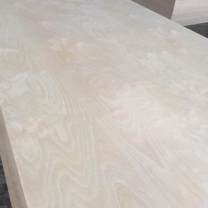 Birch Plywood Poplar Core BB/CC Grade Kitchen Cabinet Furniture E1 18mm pictures & photos