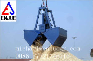 20ton Wireless Remote Control Grab Bucket for Marine Grab in Stock pictures & photos
