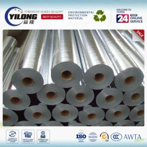 Thermal Reflective Laminated Aluminum Foil Fabric Roll 110g pictures & photos