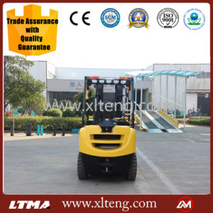 Ltma 2 Ton 3 Ton LPG / Gasoline Forklift with Japanese Engine pictures & photos