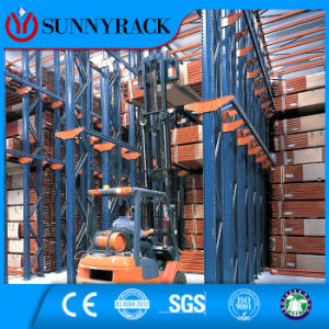 Cold Warehouse Storage Solution Warehouse Metal Drive in Rack