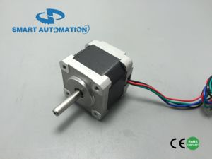 NEMA 14 35mm Stepper Motor 1.8 Degree or 0.9 Degree pictures & photos