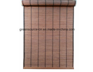 Cordless Bamboo Roman Blinds pictures & photos