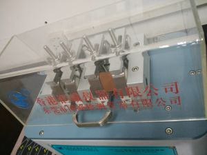Leather Flexing Testing Machine (GW-001B) pictures & photos