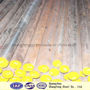 Plastic Mould Steel Round Steel Bar Nak80 Customised pictures & photos