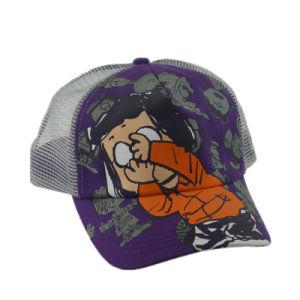 Custom 5 Panel Embroidery Print Snapback Trucker Hat pictures & photos