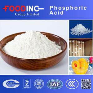 Crystalline Phosphoric Acid Industrial Grade Price Powder 99% pictures & photos