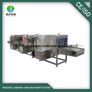 Full Automatic Plastic Container Washing Machine pictures & photos