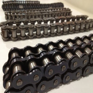 ANSI Standard Alloy Steel Duplex Roller Chain pictures & photos
