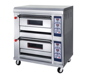 Commercial/ Luxurious/ Customized Double Deck Gas Oven with Ce Certification pictures & photos