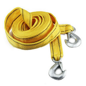 Winch Straps with Flat Hook for Auto/Winch pictures & photos