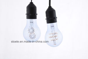 A19/A60 New Snowflake LED Bulbs Decorative Starry Bulb pictures & photos