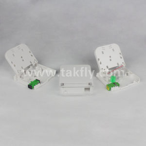 1 Port FTTH Optic Terminal Box pictures & photos