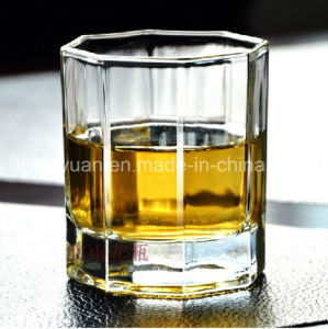 145ml Square Whisky Glass Cup pictures & photos